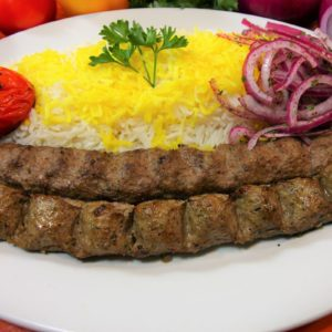 Ground Beef Kabob (Koobideh) - Paymon's